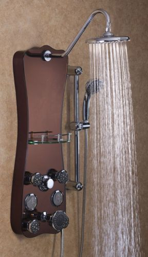 Jet-Pro Shower Spa Colonial Bronze