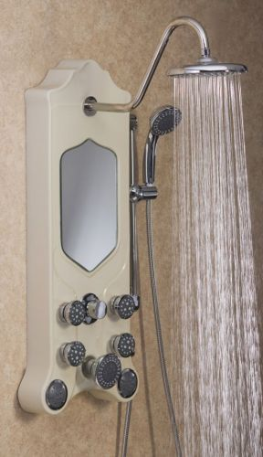Jet-Pro Shower Spa Imperial Soft Sand