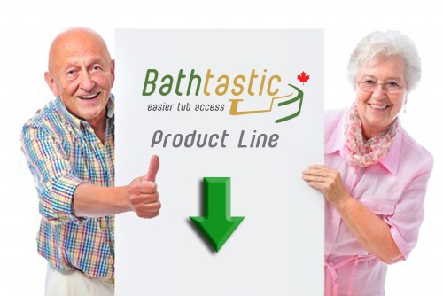 Bathtastic Product Line