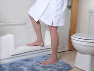 Bathtub Step